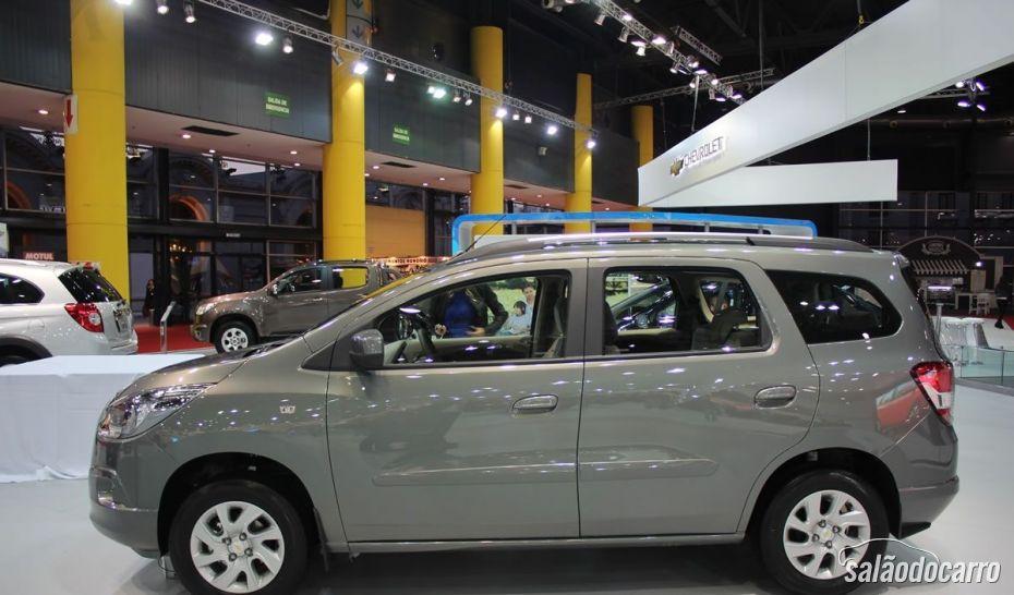 Chevrolet Novo Spin