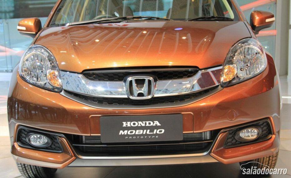 Novo Honda Mobilio
