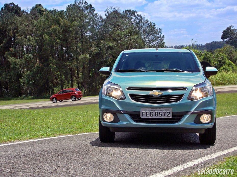 Chevrolet Agile 2014 - Foto 1