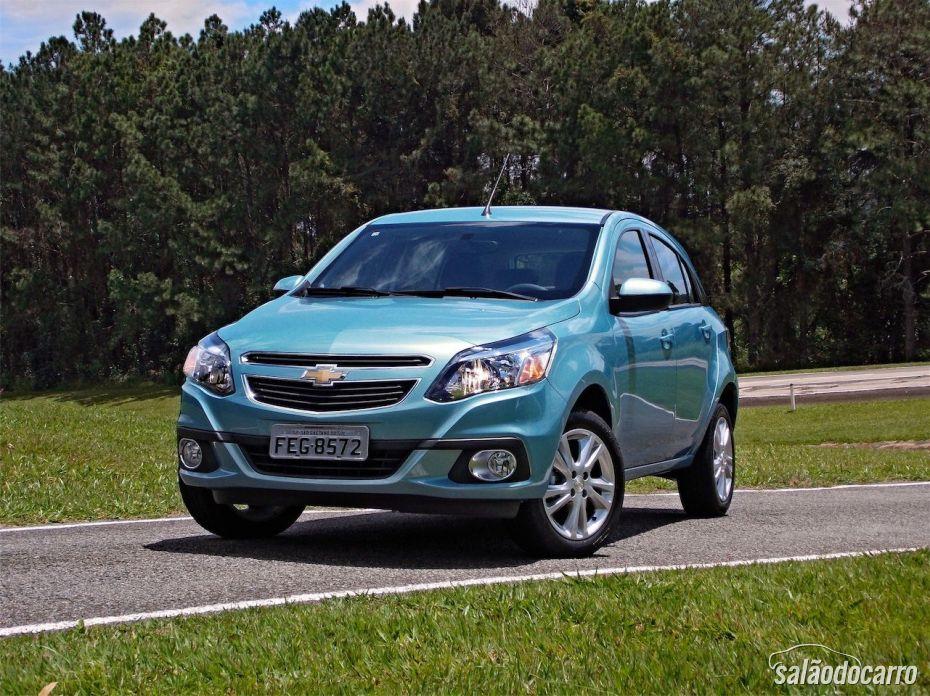 Chevrolet Agile 2014 - Foto 2