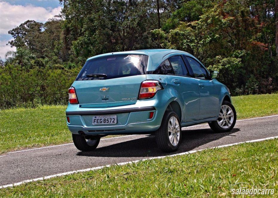 Chevrolet Agile 2014 - Foto 4