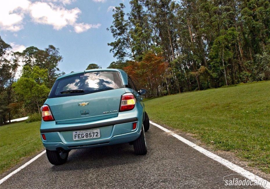 Chevrolet Agile 2014 - Foto 5