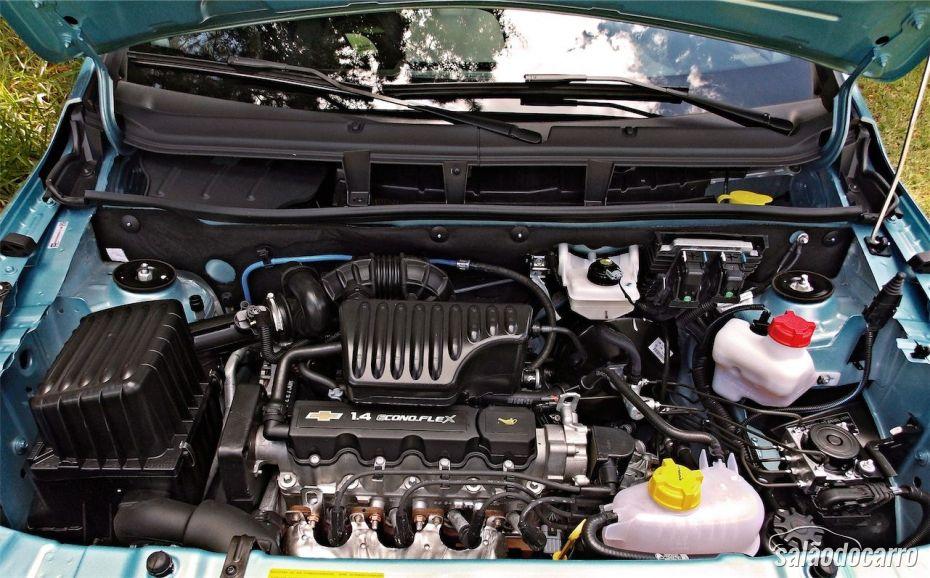 Chevrolet Agile 2014 - Foto 7