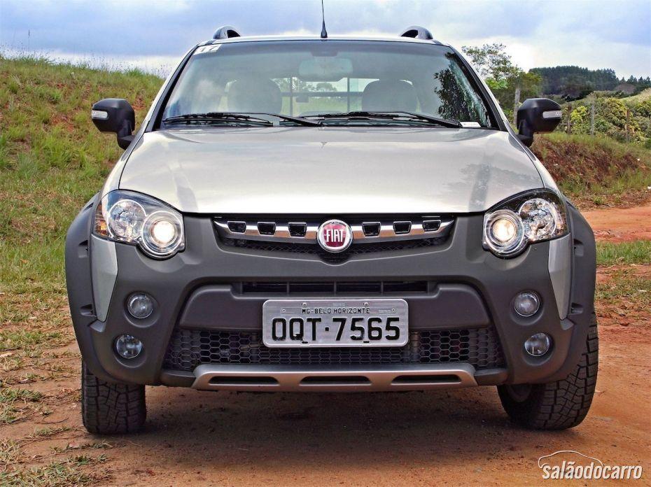 Fiat Strada 2014 - Foto 1
