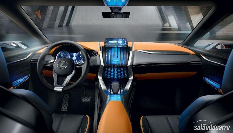 Lexus LF NX SUV