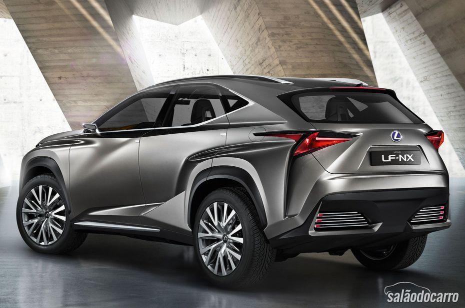 Lexus SUV LF NX