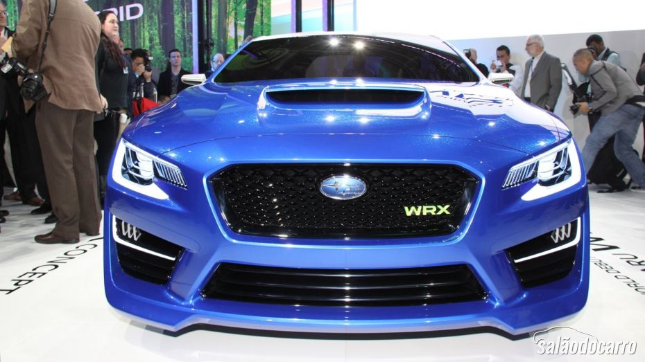 Subaru WRZ