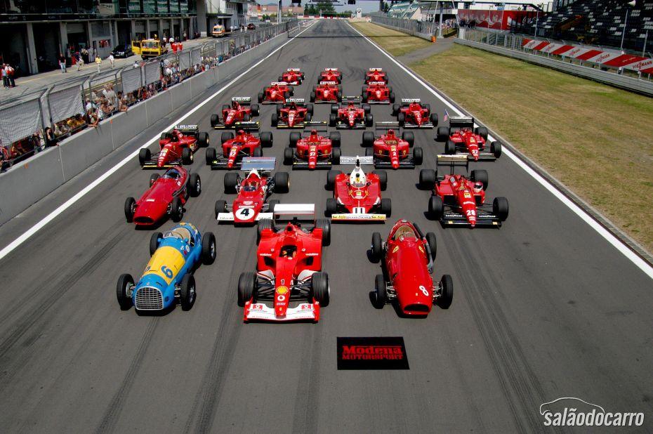 Melhores Campeonato Automobilisticos do Mundo