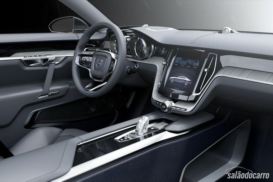 Volvo Conceito Cupê