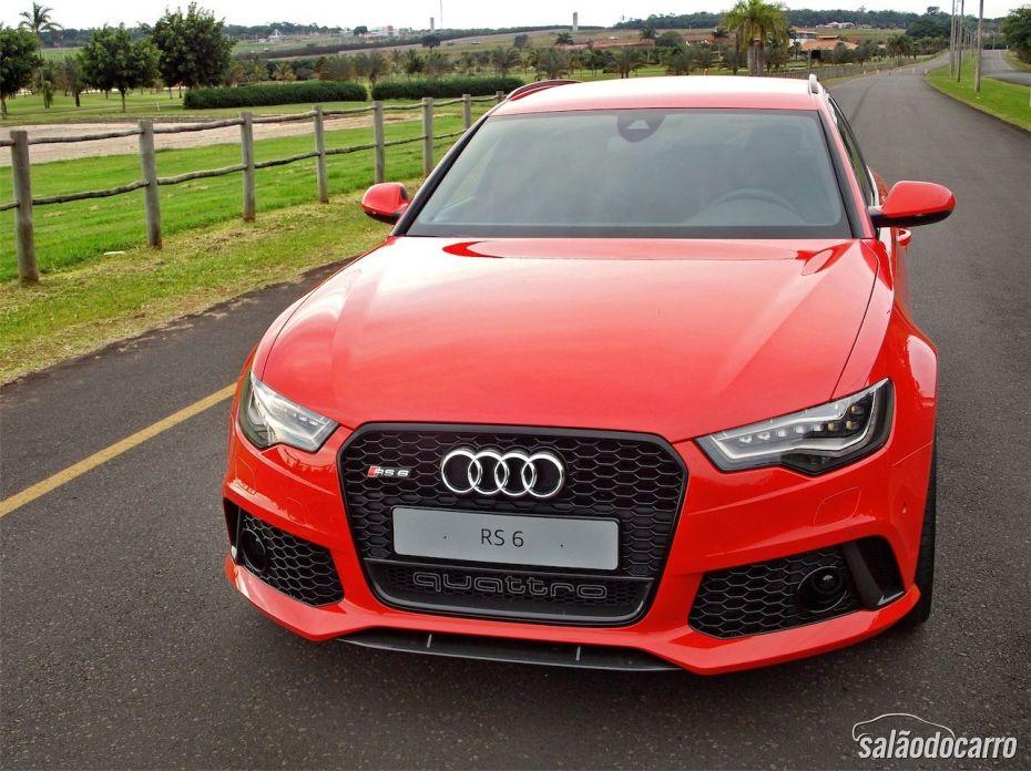 Audi RS 6 - Foto 1