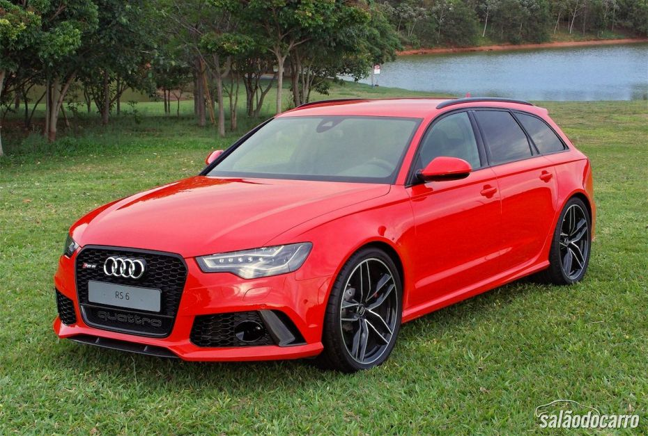 Audi RS 6 - Foto 2