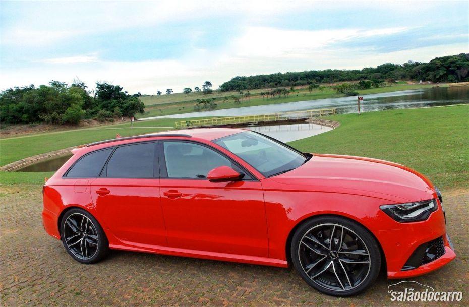 Audi RS 6 - Foto 3