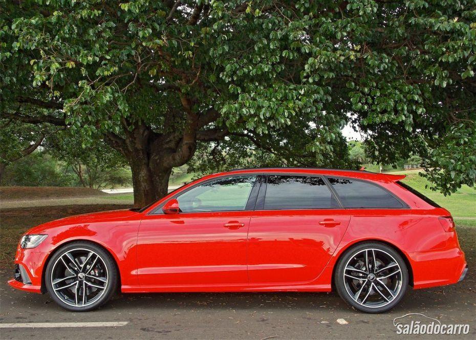Audi RS 6 - Foto 4