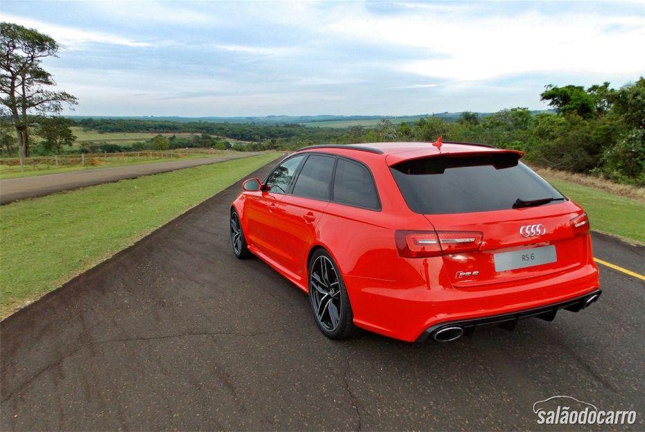 Audi RS 6 - Foto 5