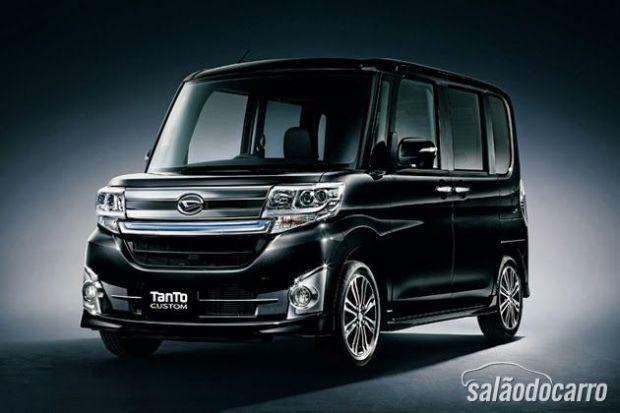 Novo Tanto Daihatsu