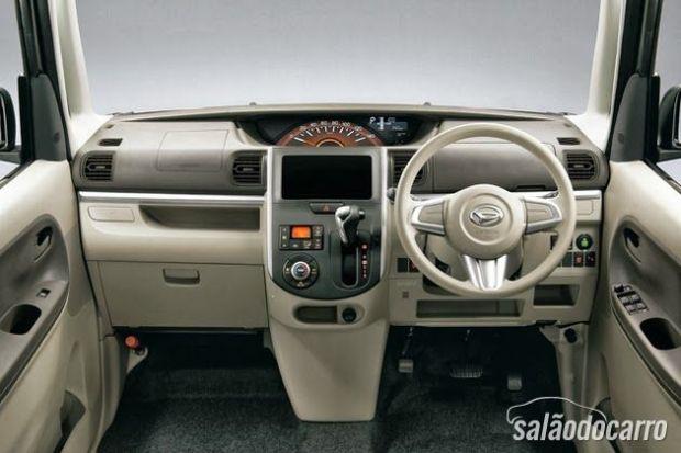 Tanto Daihatsu 2014