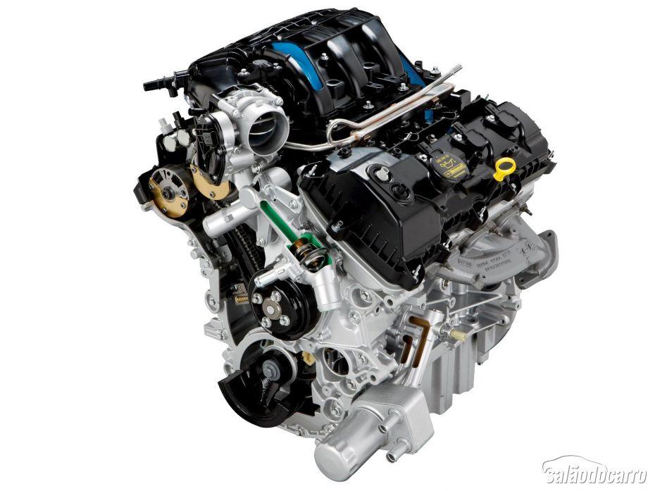 Ford EcoBoost V6 biturbo 3.5