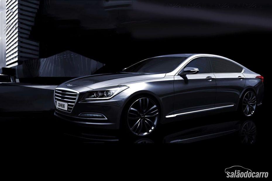 Novo Hyundai Genesis