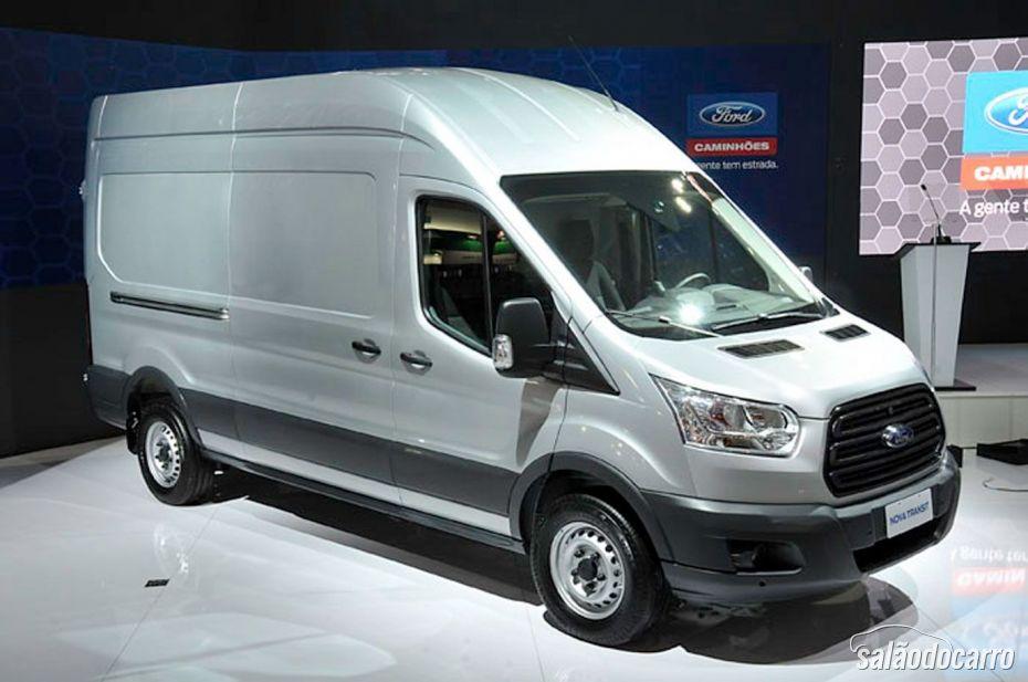 Nova Ford Transit