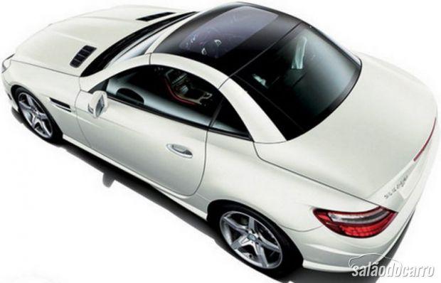 Mercedes SLK 200 Radar Safety Edition