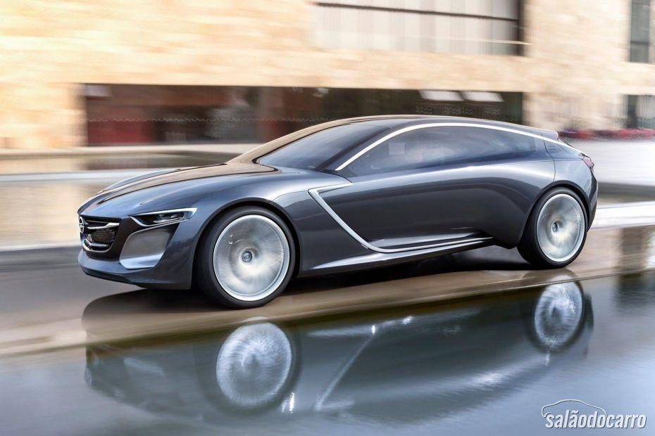 Opel Novo Astra 2015