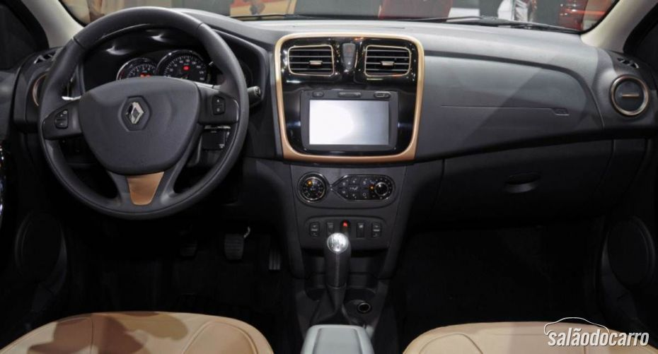 Interior Renault Logan