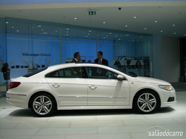 VW CC R Line