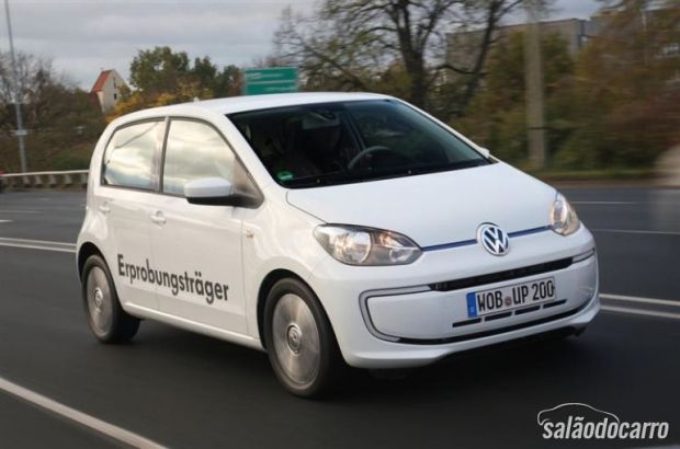Volkswagen Twin Up Concept