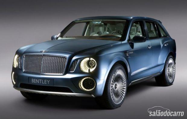 Bentley EXP 9F SUV