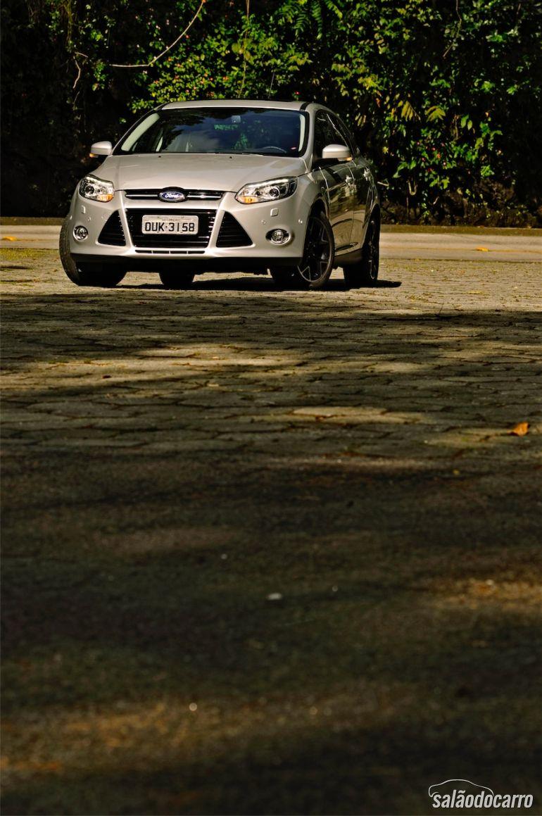 Ford Focus Titanium Sedã - Visão geral