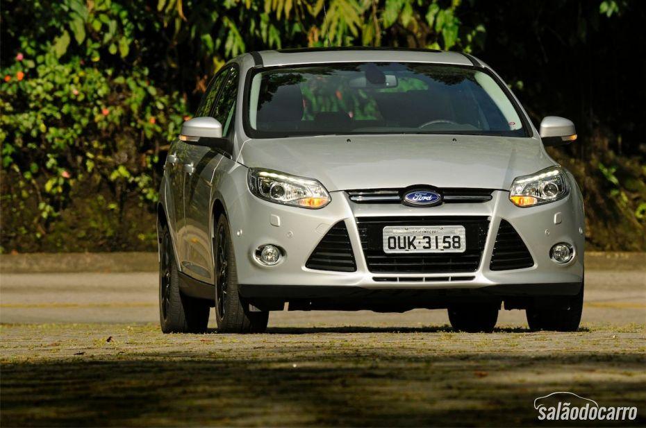 Ford Focus Titanium Powershift - Foto 2