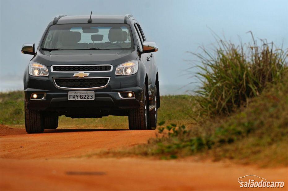 Chevrolet TrailBlazer LTZ - Foto 1