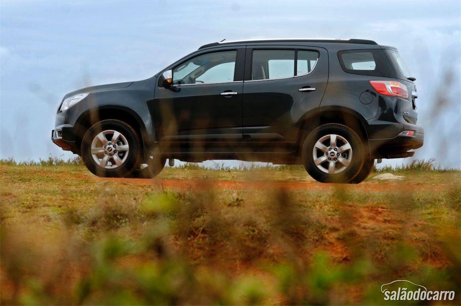 Chevrolet TrailBlazer LTZ - Foto 3