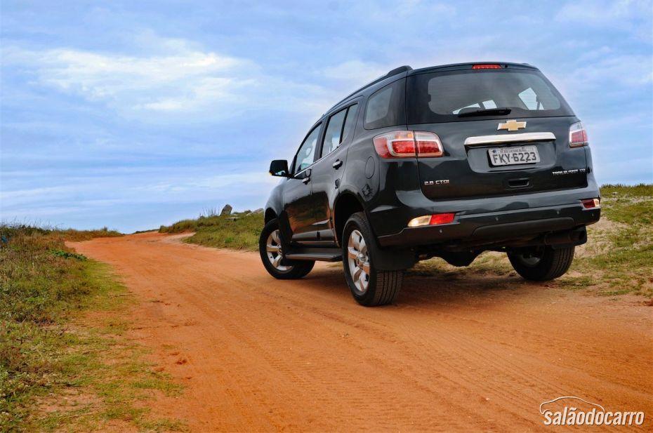 Chevrolet TrailBlazer LTZ - Foto 4