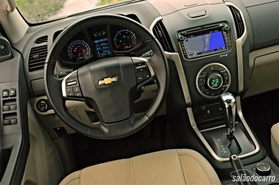 Chevrolet TrailBlazer LTZ - Foto 5