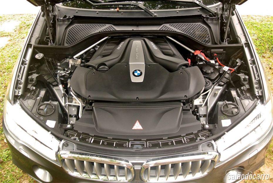 BMW X5 xDrive50i M Sport - Foto 8