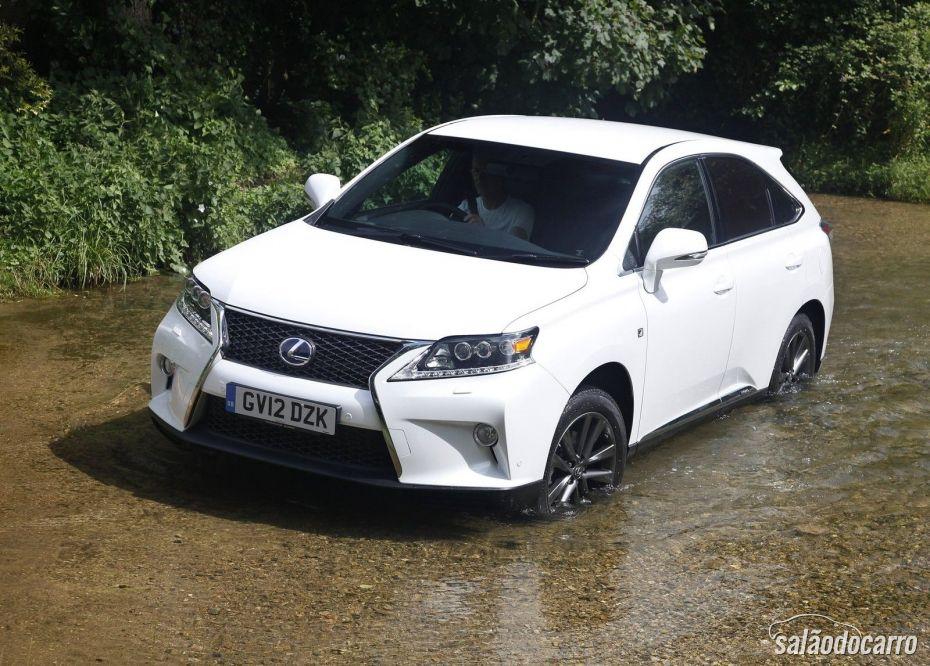 Lexus RX Híbrido