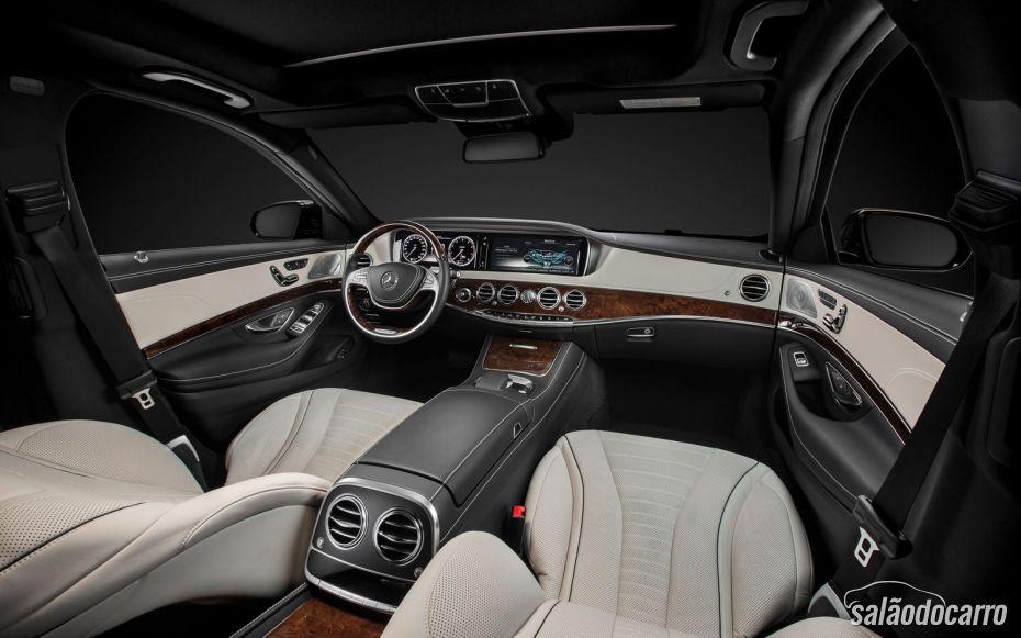 Mercedes-Benz S65 AMG 2014