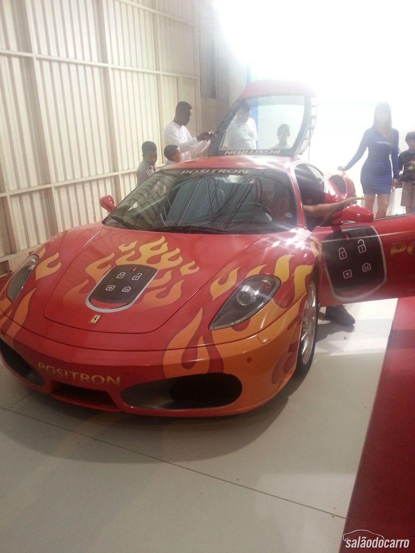 Ferrari Positron