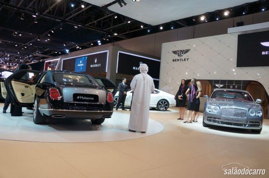 Sedan Bentley Mulsanne Shaheen