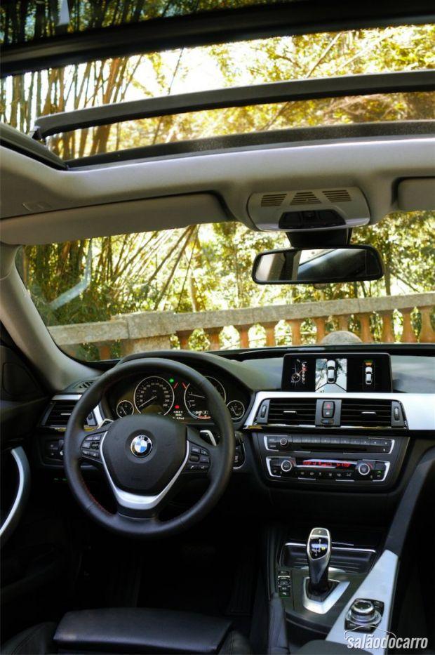 Interior da BMW