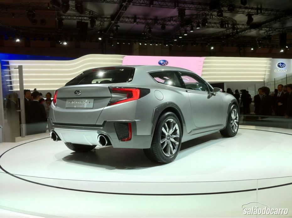 2014 Subaru Cross Sport Design Concept