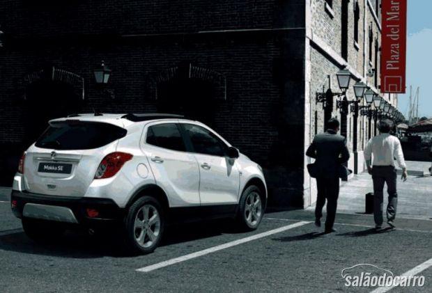 Novo Vauxhall Mokka