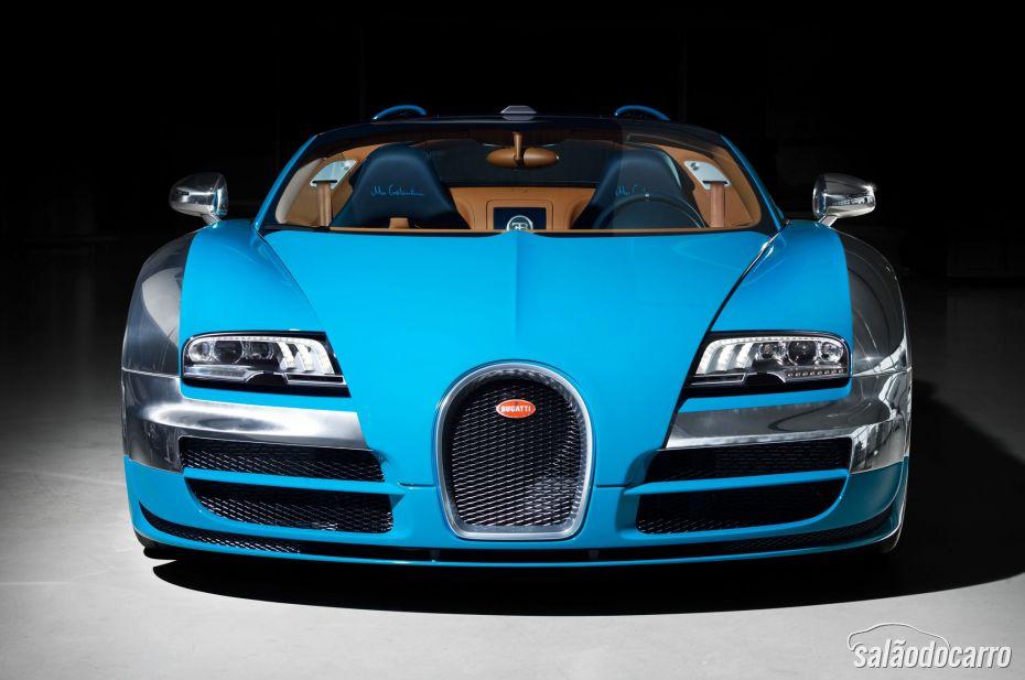Bugatti Veyron Grand Sport Vitesse Meo Constatini