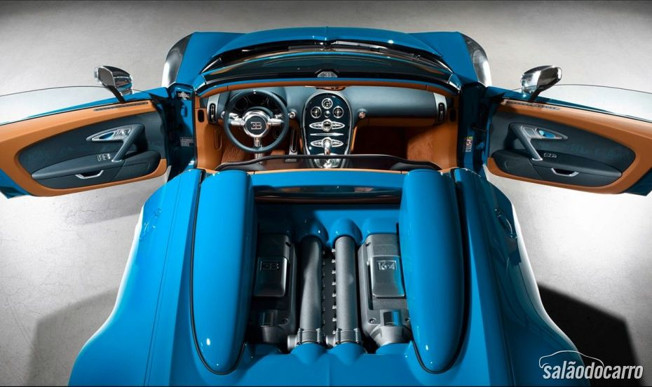 Bugatti Veyron Meo Constatini