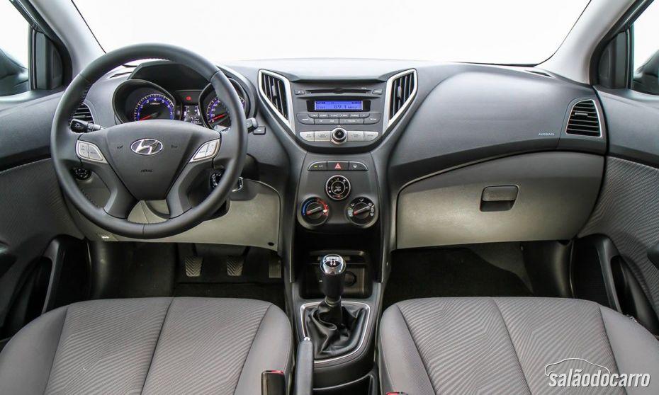Hyundai HB20 taxa zero