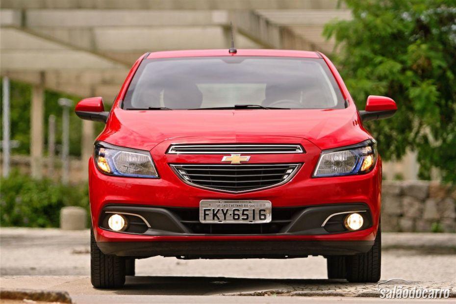 Chevrolet Onix LTZ automático - Foto 1