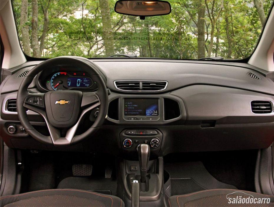 Chevrolet Onix LTZ automático - Foto 4