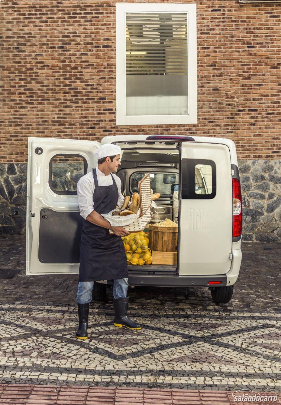 Uso comercial do Fiat Fiorino