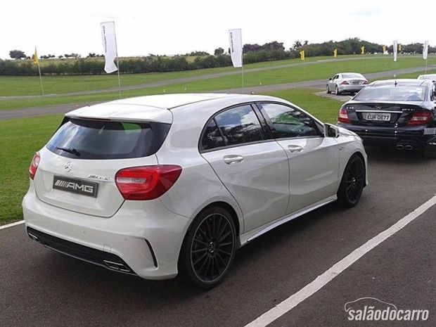Mercedes Classe A AMG Brasil